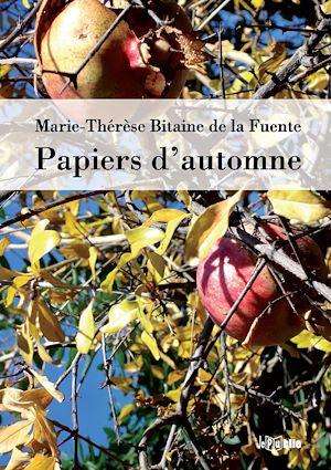 Téléchargez le livre :  Papiers d'automne