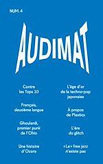 Télécharger le livre :  Audimat - Revue n°4