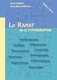 Télécharger le livre : Le Ramat de la typographie 2014