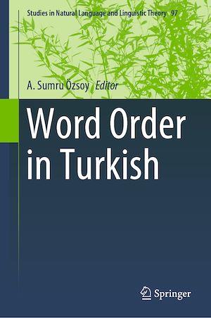 Téléchargez le livre :  Word Order in Turkish