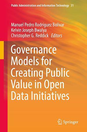 Téléchargez le livre :  Governance Models for Creating Public Value in Open Data Initiatives