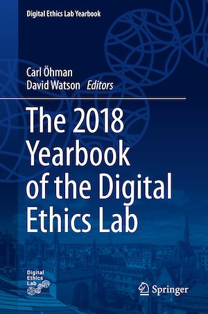 Téléchargez le livre :  The 2018 Yearbook of the Digital Ethics Lab