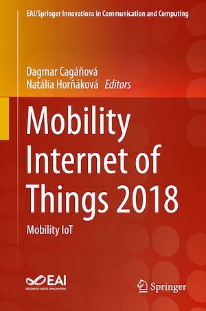 Téléchargez le livre :  Mobility Internet of Things 2018
