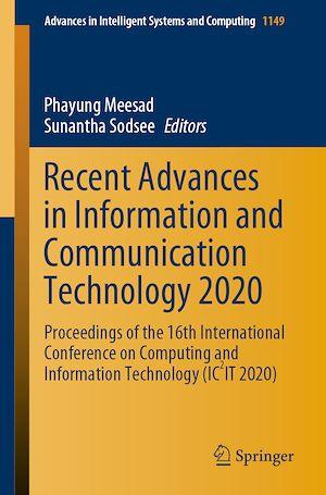 Téléchargez le livre :  Recent Advances in Information and Communication Technology 2020
