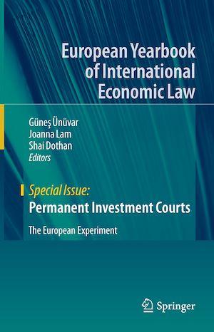 Téléchargez le livre :  Permanent Investment Courts