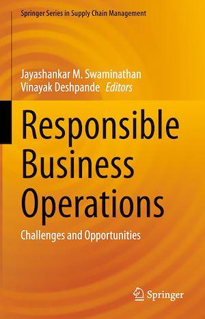 Téléchargez le livre :  Responsible Business Operations