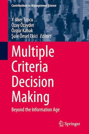 Téléchargez le livre :  Multiple Criteria Decision Making