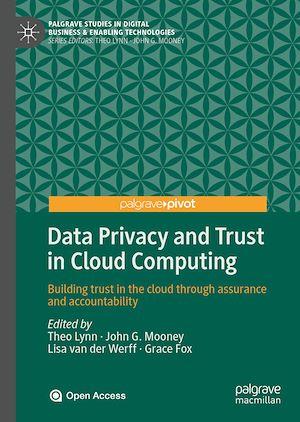 Téléchargez le livre :  Data Privacy and Trust in Cloud Computing