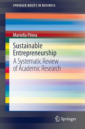 Téléchargez le livre :  Sustainable Entrepreneurship
