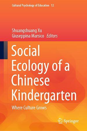 Téléchargez le livre :  Social Ecology of a Chinese Kindergarten