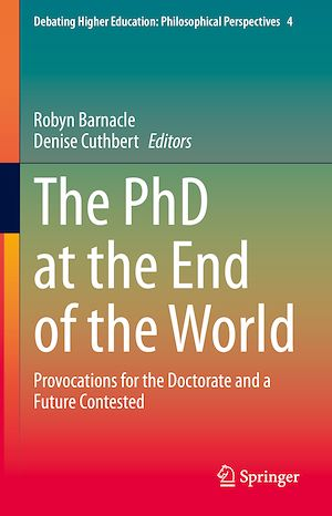 Téléchargez le livre :  The PhD at the End of the World