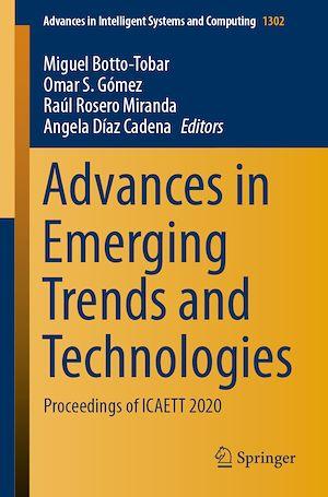 Téléchargez le livre :  Advances in Emerging Trends and Technologies