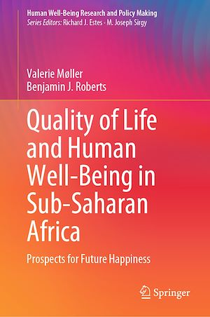 Téléchargez le livre :  Quality of Life and Human Well-Being in Sub-Saharan Africa