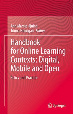 Téléchargez le livre :  Handbook for Online Learning Contexts: Digital, Mobile and Open