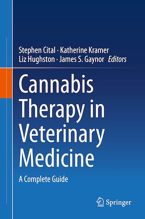 Téléchargez le livre :  Cannabis Therapy in Veterinary Medicine