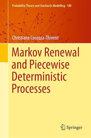 Téléchargez le livre :  Markov Renewal and Piecewise Deterministic Processes