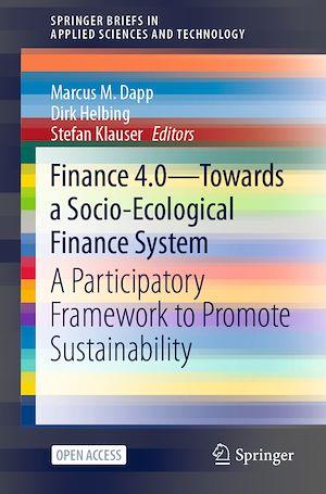 Téléchargez le livre :  Finance 4.0 - Towards a Socio-Ecological Finance System