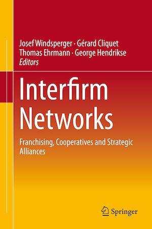 Téléchargez le livre :  Interfirm Networks