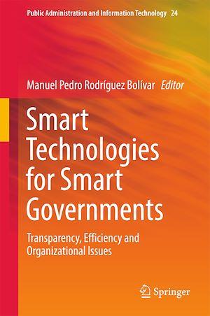 Téléchargez le livre :  Smart Technologies for Smart Governments