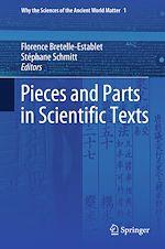 Télécharger le livre :  Pieces and Parts in Scientific Texts