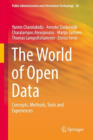Téléchargez le livre :  The World of Open Data