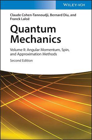 Téléchargez le livre :  Quantum Mechanics, Volume 2