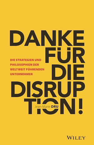 Téléchargez le livre :  Danke für die Disruption!