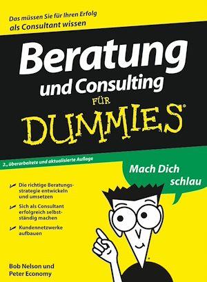 Téléchargez le livre :  Beratung und Consulting für Dummies