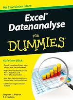 Télécharger le livre :  Excel Datenanalyse für Dummies