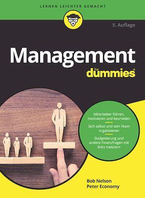 Téléchargez le livre :  Management für Dummies