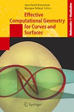 Télécharger le livre :  Effective Computational Geometry for Curves and Surfaces
