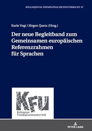 Téléchargez le livre :  Der neue Begleitband zum Gemeinsamen europaeischen Referenzrahmen fuer Sprachen