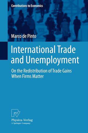 Téléchargez le livre :  International Trade and Unemployment