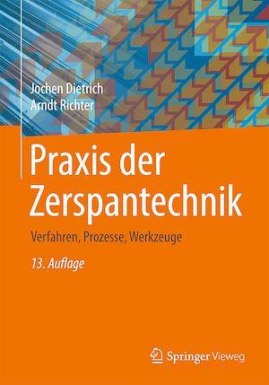 Téléchargez le livre :  Praxis der Zerspantechnik