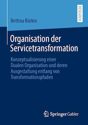 Téléchargez le livre :  Organisation der Servicetransformation