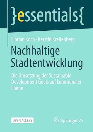 Téléchargez le livre :  Nachhaltige Stadtentwicklung