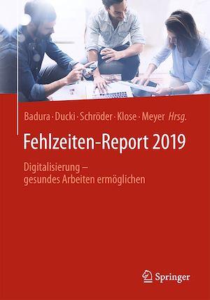 Téléchargez le livre :  Fehlzeiten-Report 2019
