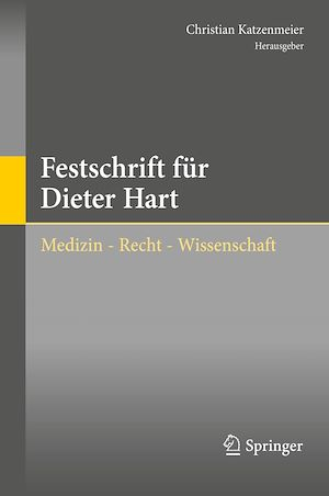 Téléchargez le livre :  Festschrift für Dieter Hart