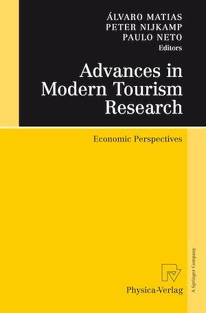 Téléchargez le livre :  Advances in Modern Tourism Research