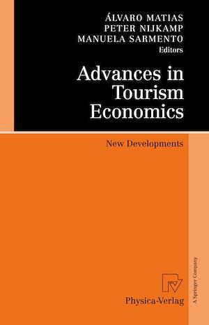 Téléchargez le livre :  Advances in Tourism Economics