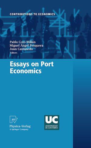 Téléchargez le livre :  Essays on Port Economics