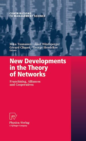 Téléchargez le livre :  New Developments in the Theory of Networks