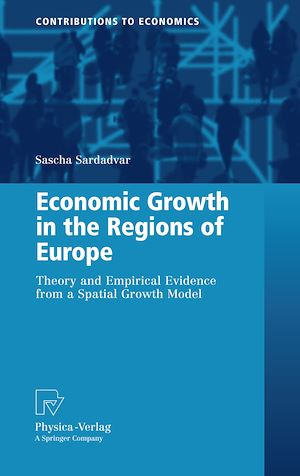Téléchargez le livre :  Economic Growth in the Regions of Europe