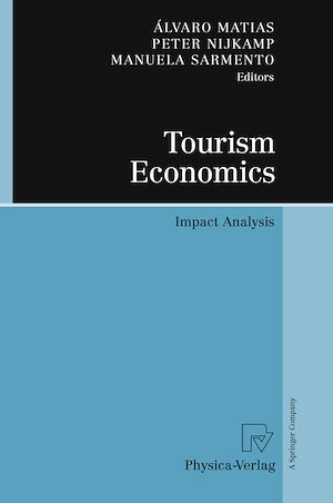 Téléchargez le livre :  Tourism Economics