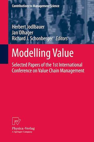 Téléchargez le livre :  Modelling Value