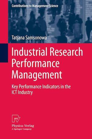 Téléchargez le livre :  Industrial Research Performance Management