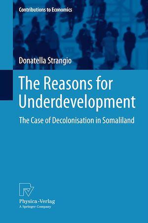 Téléchargez le livre :  The Reasons for Underdevelopment