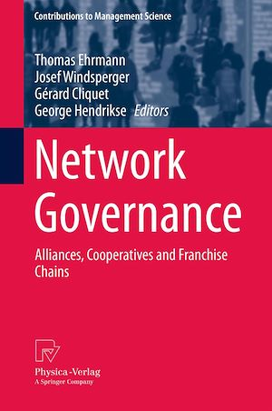 Téléchargez le livre :  Network Governance