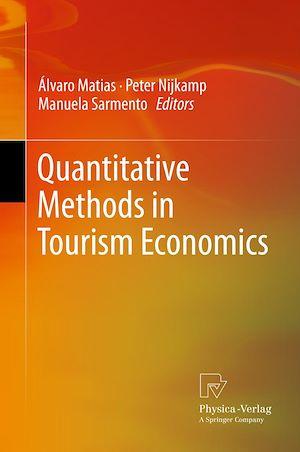 Téléchargez le livre :  Quantitative Methods in Tourism Economics