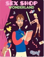 Télécharger cet ebook : Sex Shop Wonderland - Tome 1 - Sex Shop Wonderland - Tome 1